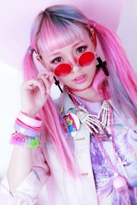 pink kawaii fashion
