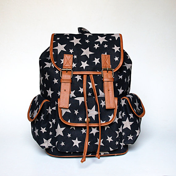 star backpack etsy